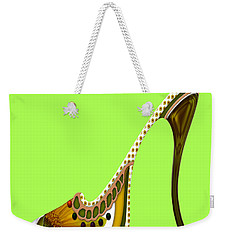 Citrus Wiggle Weekender Tote Bag