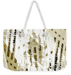 City 3 Weekender Tote Bag