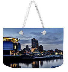 City At A Glance Weekender Tote Bag