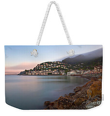 City By The Sea Weekender Tote Bag by Jonathan Nguyen