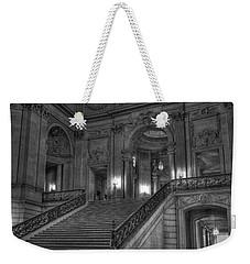 City Hall Grand Stairs Weekender Tote Bag
