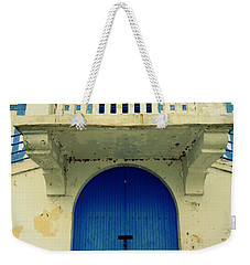 City Island Bath House Weekender Tote Bag