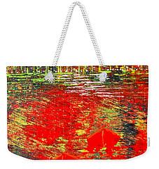 City Lights - Sold Weekender Tote Bag by George Riney