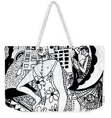 City Livin' Mamma Weekender Tote Bag