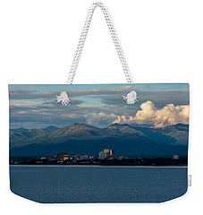 City Of Anchorage  Weekender Tote Bag