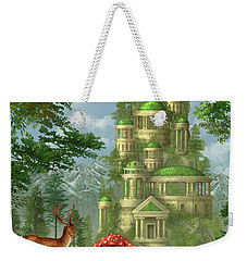 City Of Coins Weekender Tote Bag by Ciro Marchetti