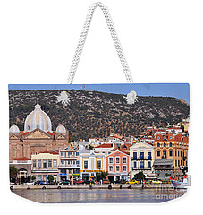 City Of Mytilini Weekender Tote Bag