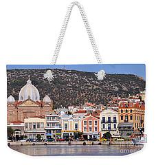 City Of Mytilini Weekender Tote Bag