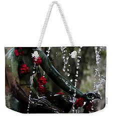 City Park Fountain II Weekender Tote Bag