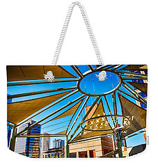 City Shapes Weekender Tote Bag