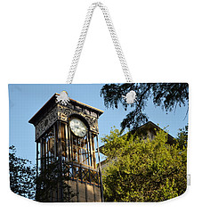 City Time  Weekender Tote Bag