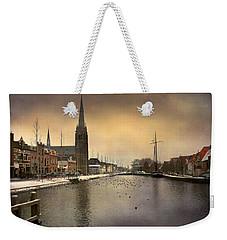 Cityscape Weekender Tote Bag