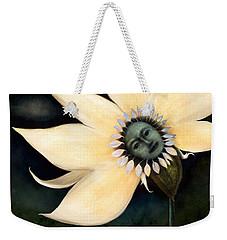 Claire De Bloom Weekender Tote Bag