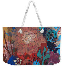 Clarity Weekender Tote Bag by Robin Maria Pedrero