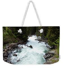 Clark's Fork River Weekender Tote Bag