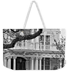 Class Act Monochrome Weekender Tote Bag