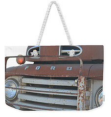 Classic Grill Weekender Tote Bag