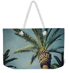 Weekender Tote Bag featuring the photograph Classic Palms2 by Meghan at FireBonnet Art