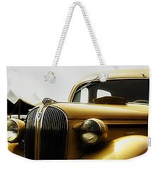 Classic Plymouth Weekender Tote Bag