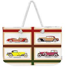 Raymond H. Dietrich Poster Weekender Tote Bag by Jack Pumphrey