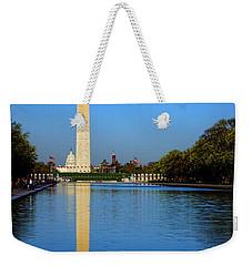 Classic Washington Weekender Tote Bag