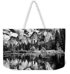 Classic Yosemite Weekender Tote Bag