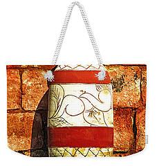 Clay Art Weekender Tote Bag
