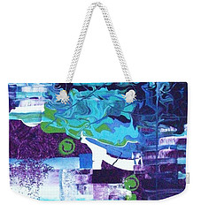 Clear Cool Water Weekender Tote Bag