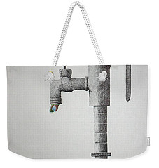 Clear In The Air Weekender Tote Bag