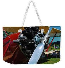 Clear Prop Weekender Tote Bag