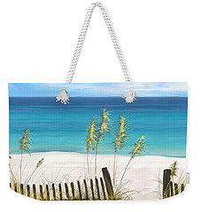 Clear Water Florida Weekender Tote Bag by Anthony Fishburne