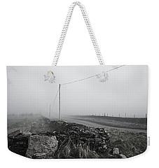 Clearing Fog Weekender Tote Bag
