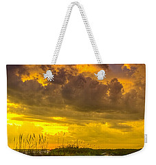 Clearing Skies Weekender Tote Bag