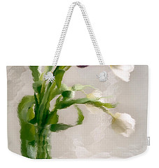 Clearly Different Weekender Tote Bag