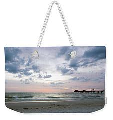 Clearwater Fishing Pier Weekender Tote Bag