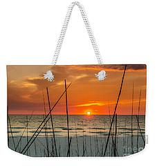 Clearwater Sunset 2 Weekender Tote Bag