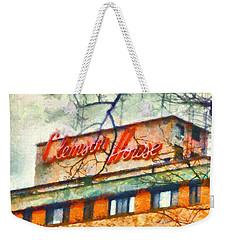 Clemson House Weekender Tote Bag