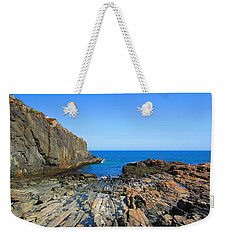 Cliff House Maine Coast Weekender Tote Bag