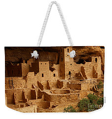 Cliff Palace Weekender Tote Bag