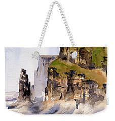 Clare   The Cliffs Of Moher   Weekender Tote Bag