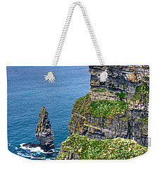 Cliffs Of Moher 41 Weekender Tote Bag