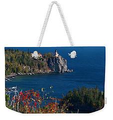 Cliffside Scenic Vista Weekender Tote Bag
