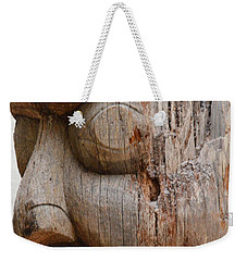 Weekender Tote Bag featuring the photograph Climate Mind Changer by Brian Boyle