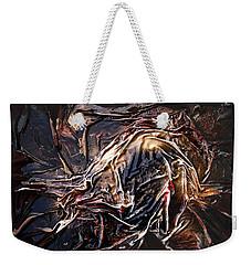 Cloaked In The Wind Weekender Tote Bag