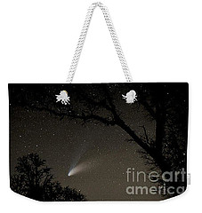 Weekender Tote Bag featuring the photograph Close Encounter by Nick  Boren