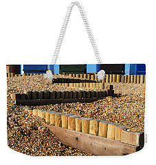 Weekender Tote Bag featuring the photograph Closed For The Winter by Wendy Wilton