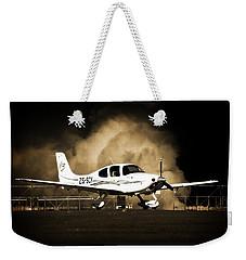 Cloud Cirrus Weekender Tote Bag