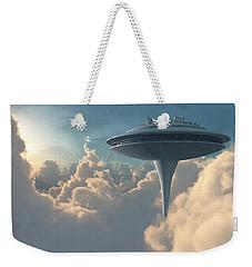 Cloud City Weekender Tote Bag