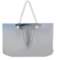 Cloud City Needle Weekender Tote Bag