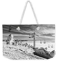 Cloud Lift Weekender Tote Bag